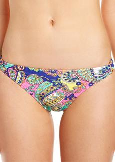 Shoshanna Paisley Hipster Bottom