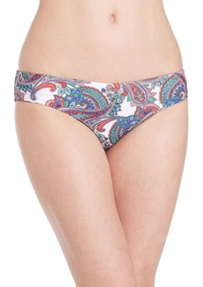 Paisley Swim Bottom