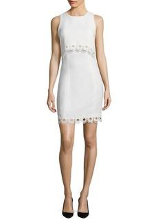 Shoshanna Popover Cropped Dress