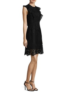 Shoshanna Poppy Lace Dress