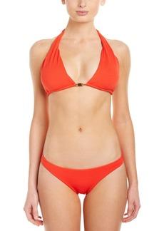 Shoshanna Poppy Textured Bikini Bottom