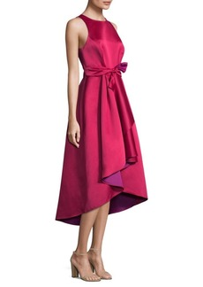 Preuss Tie-Front Dress