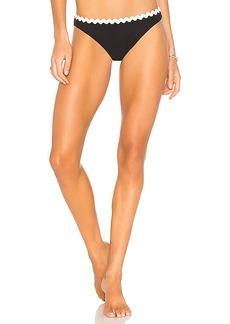Shoshanna Scallop Bikini Bottom