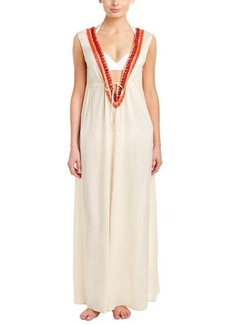 Shoshanna Shoshanna Cover-Up Embellished M...