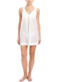 Shoshanna Shoshanna Cover-Up Eyelet Dress