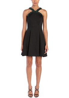 Shoshanna Shoshanna Fit & Flare Dress