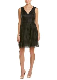 Shoshanna Shoshanna Silk A-Line Dress