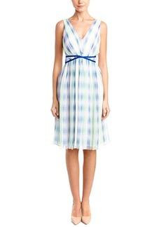 Shoshanna Shoshanna Silk Midi Dress