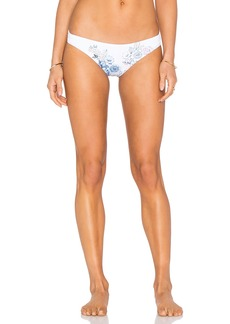 Shoshanna Summer Garden Classic Bikini Bottom