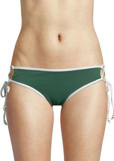 Shoshanna Textured Bikini Bottom