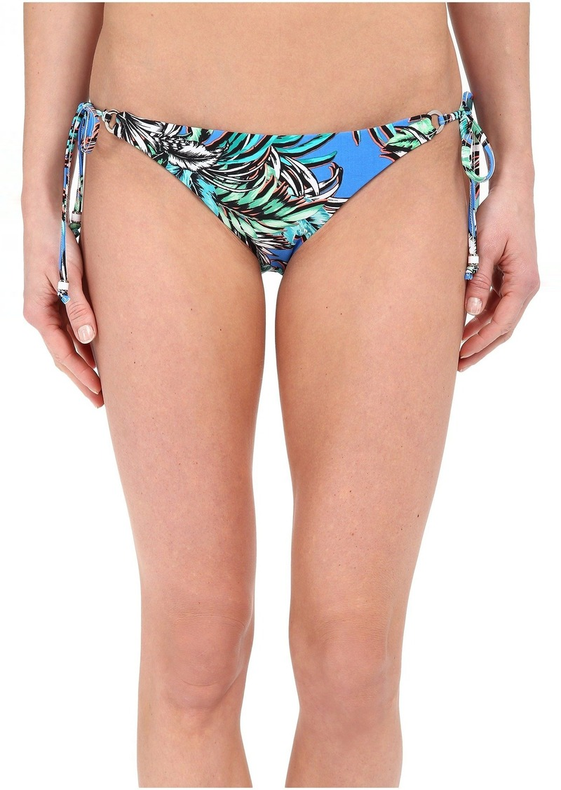 Shoshanna Tropical Palms Ring String Bottoms