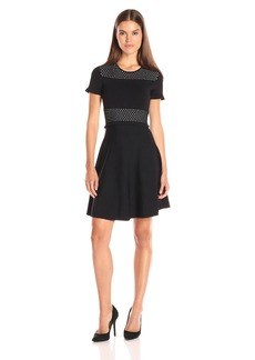 Shoshanna Women's Annie Knit Dress