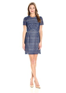 Shoshanna Women's Beaux Mini Dress