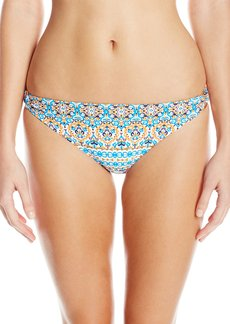 Shoshanna Women's Boho Medallion Ring Bikini Bottom