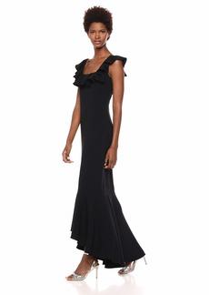 Shoshanna Women's Caprice Sleeveless Gown