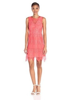 Shoshanna Women's Corded Lace Kimmy Dress