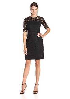 Shoshanna Women's Corded Lace Ray Dress