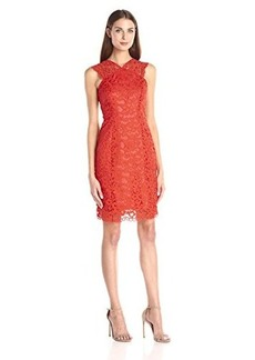 Shoshanna Women's Corded Lace Sapir Dress