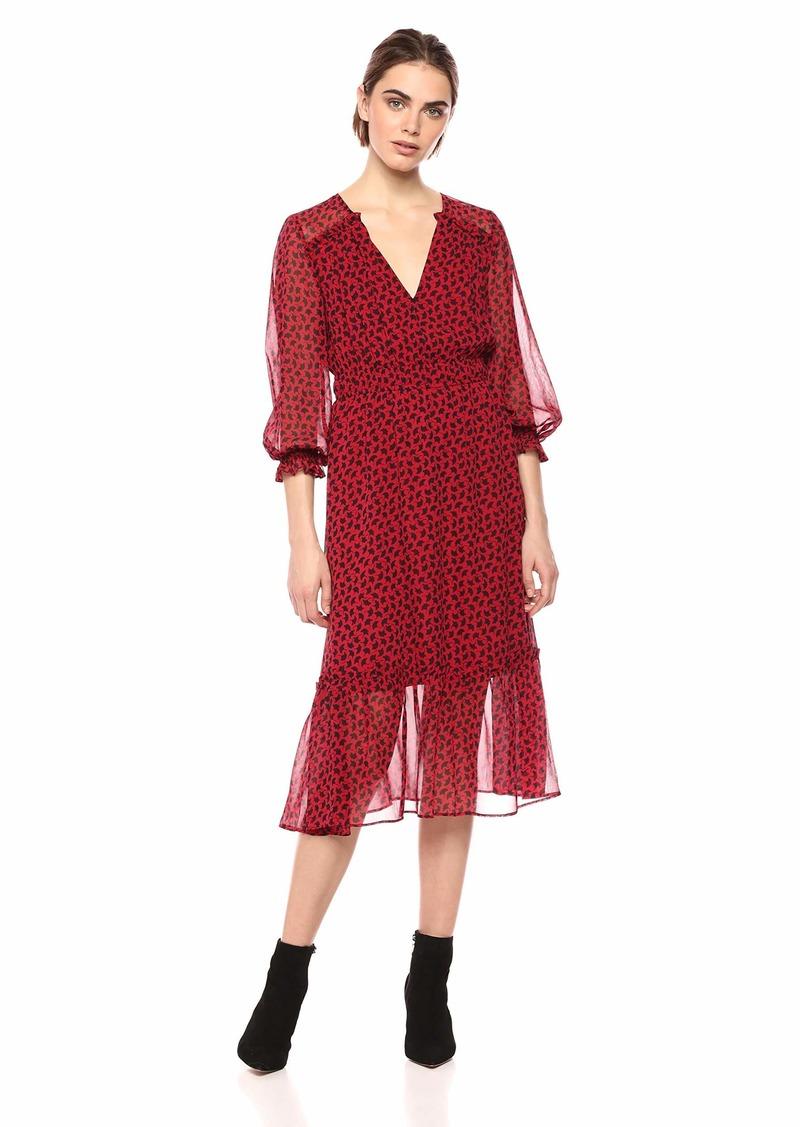 Shoshanna Women's Eden Midi Dress