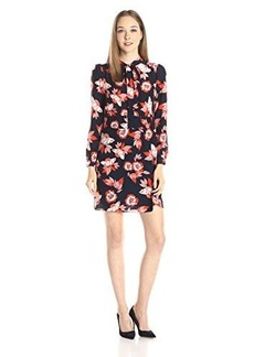 Shoshanna Women's Etching Floral Allen Dress