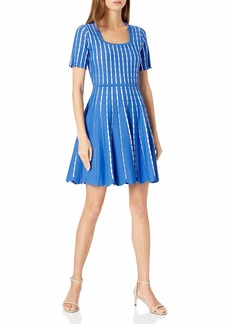 Shoshanna Women's Fit and Flare  M