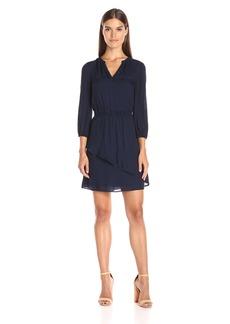 Shoshanna Women's Jacey Dress-Swiss Dot Crepe