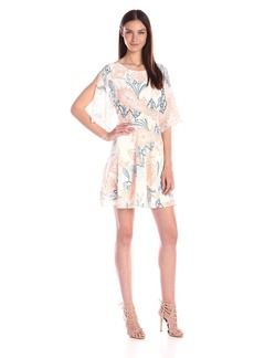 Shoshanna Women's Pastel Paisley Print Lisa Dress