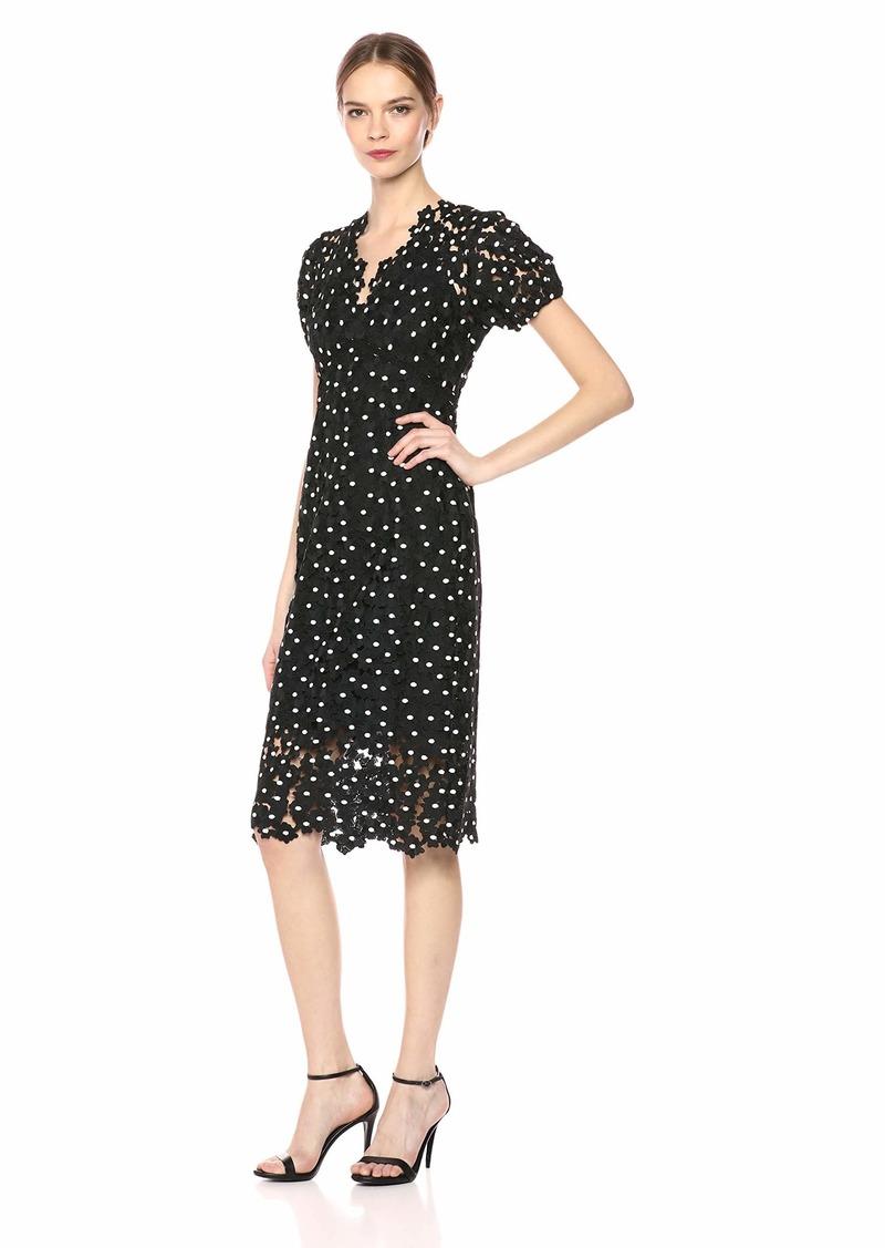 Shoshanna Women's Paulina Sheath Lace Dress