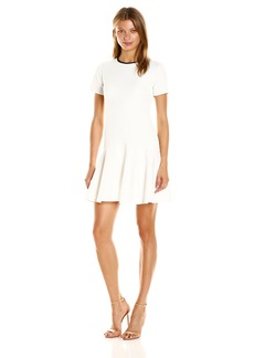 Shoshanna Women's Rebecca Dress-Texture Knit