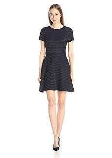 Shoshanna Women's Stretch Stripe Rio Dress