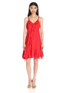 Shoshanna Women's Summer Crinkle Isadora Dress