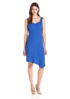 Shoshanna Women's Textured Stretch Crepe Krystal Dress