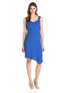 Shoshanna Women's Textured Stretch Crepe Krystal Dress
