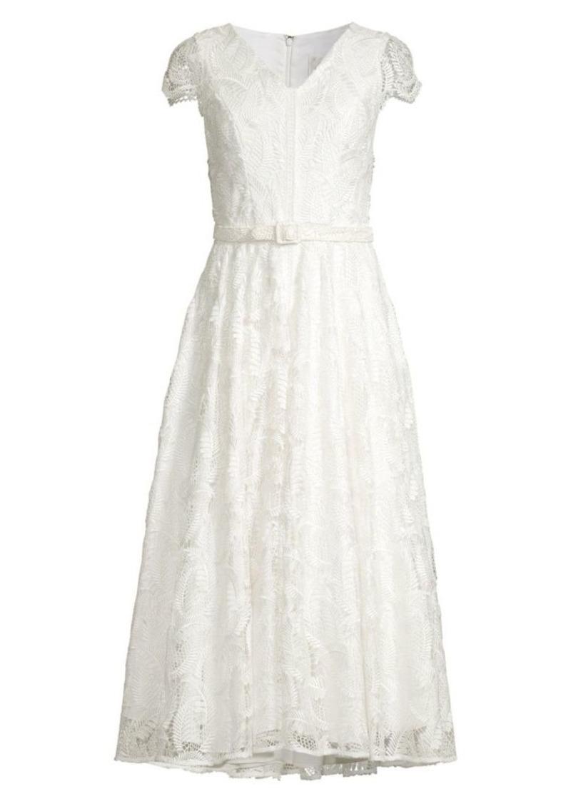 Shoshanna Tana Lace Tea Dress