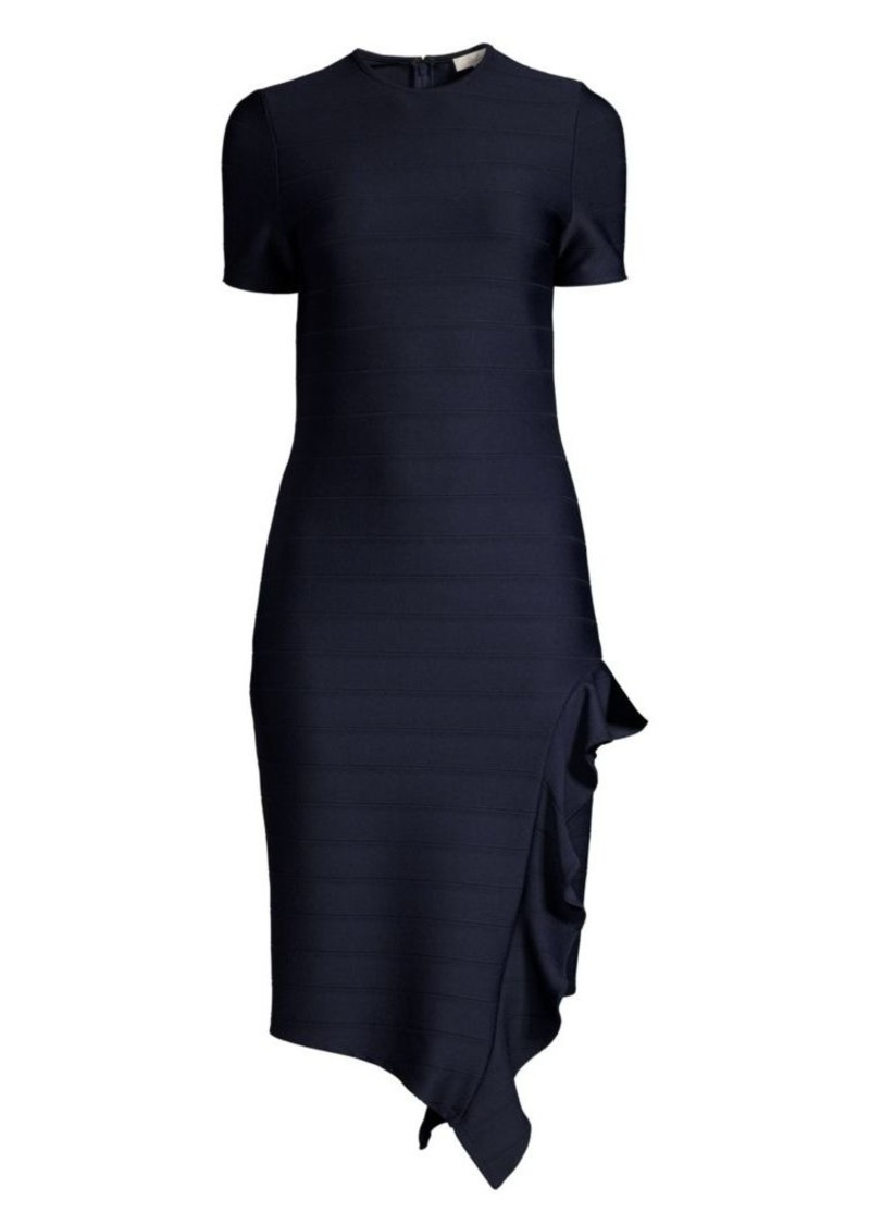 Shoshanna Zola Banded Dress
