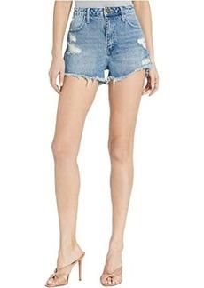 Show Me Your Mumu Athens High-Waisted Shorts
