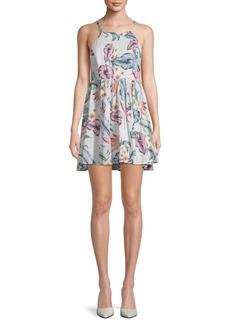 Show Me Your Mumu Bliss Babydoll Mini Dress