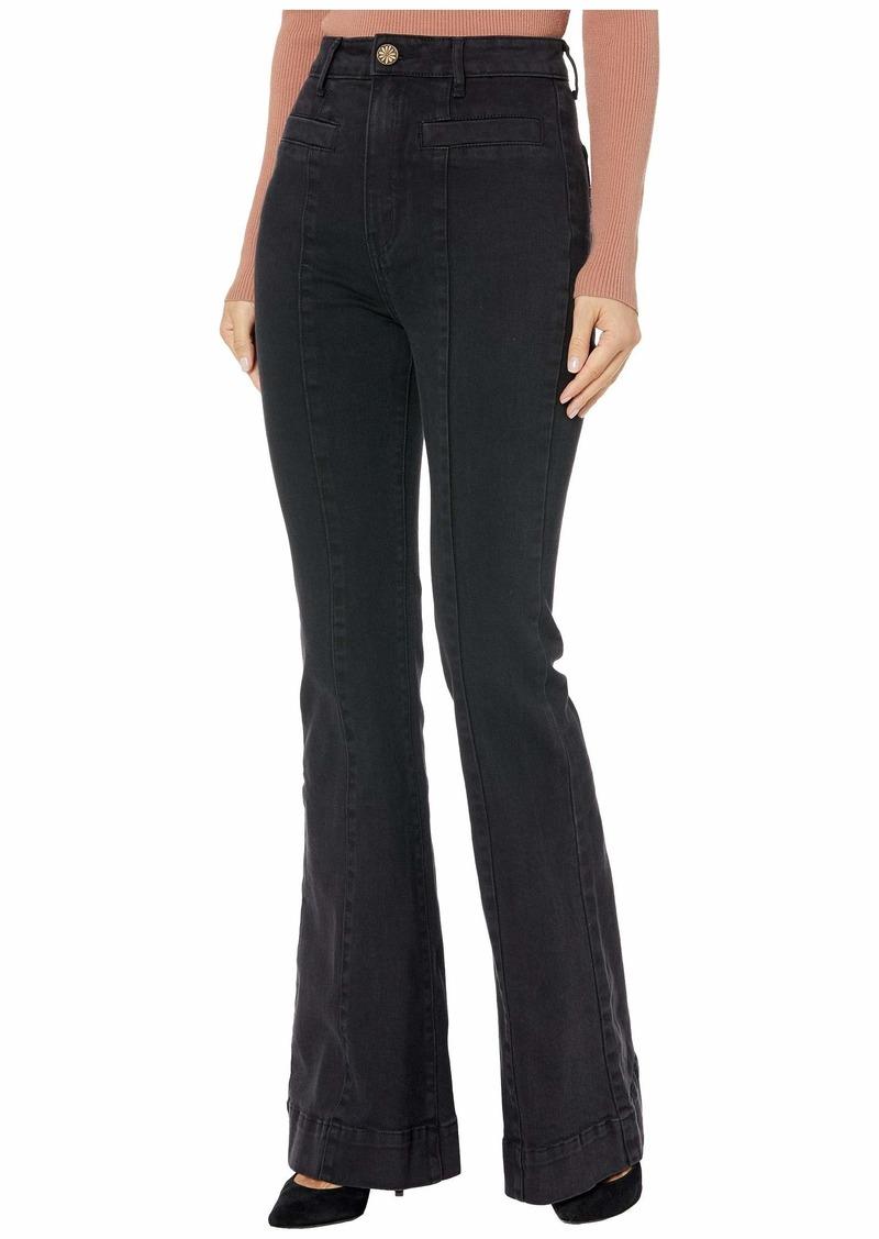Show Me Your Mumu Farrah Front Seam Trousers