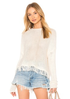 Show Me Your Mumu Frida Fringe Knit