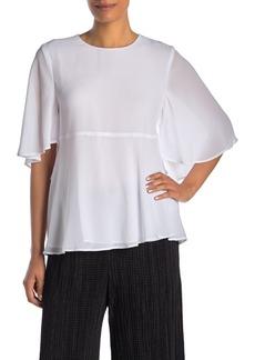Show Me Your Mumu Ingrid Elbow Length Sleeve Top