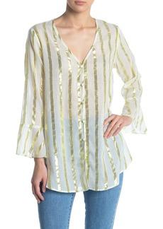 Show Me Your Mumu Mercer Stripe Print Tunic