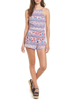 Show Me Your Mumu Afton Tie Back Romper