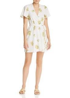 Show Me Your MuMu Andrea Floral Wrap Dress