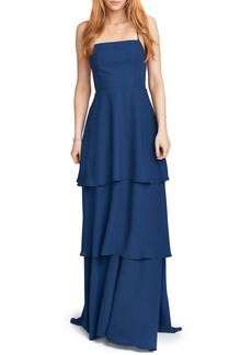 Show Me Your Mumu Calypso Strappy Tiered Maxi Dress (Nordstrom Exclusive)