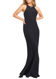 Show Me Your Mumu Chicago Stretch Crepe Mermaid Gown