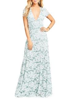 Show Me Your Mumu Eleanor Lace Gown