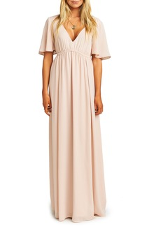 Show Me Your Mumu Emily Maxi Dress