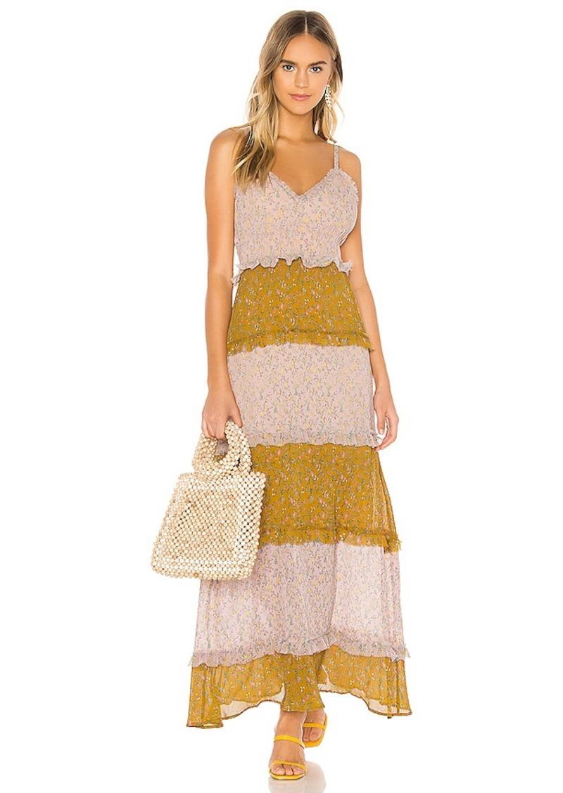Show Me Your Mumu Emira Maxi Dress