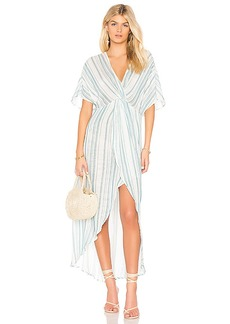 Show Me Your Mumu Get Twisted Maxi Dress