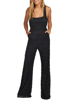 Show Me Your Mumu Judy Lace Jumpsuit